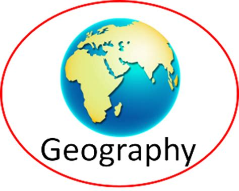Geography research papers