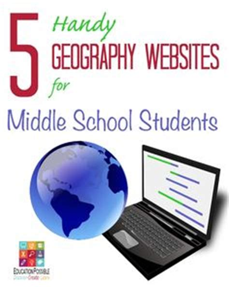 Five Projects to Juice Up Geography Scholastic